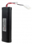 Batérie 7,4V 1800mAh Li-po pre RC Tanky Heng Long v mierke 1:16