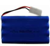Batérie 9,6V 700 mAh Ni-Cd pre RC Modela Aut