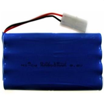Baterie Ni-Cd 9,6V 700 mAh