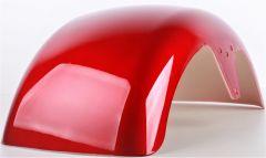 Eco Highway predný blatník elektrokoloběžky, červená metalická farba