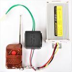 Eco Highway obmedzovač + menič s DO pre modelový rad elektrokoloběžek: Exclusive II, BL a SL
