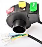 Eco Highway prepínač svetiel a smeroviek pre modelový rad elektrokoloběžek Exclusive II, BL a SL