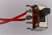 Vypínač ON / OFF pre Dron STRIKER XA-6 38cm