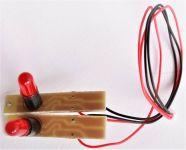 LED diódy červené pre modely dronov Syma 8