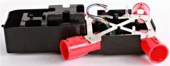 Základ skeletu v červenej farbe pre dron SKY WARRIOR K70