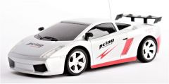 Lamborghini 1:24 Century King Silver autíčko na diaľkové ovládanie
