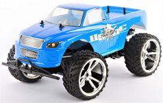 RC Monster Truck HARDBLUE Design Super Racing 1:10 2WD