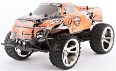 RC Monster Truck HOT WHEELS Design Super Racing 1:10 2WD