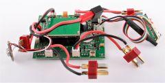 Základová doska s kompletnými káble a konektory pre XXL DRON L5