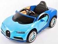 Bugatti Chiron 42, 2 motorové detské elektrické autíčko