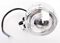 LED predné svetlo pre modelový rad elektrokoloběžek SUPER CHOPPER ECO HIGHWAY 2000W