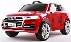 Audi Q5 model 2020, 2 motorové detské elektrické autíčko