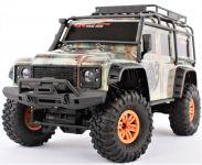 Crawler MAX TIGER 3 vodeodolné auto do terénu