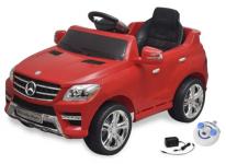Mercedes ML 350, 2 motorové detské elektrické autíčko