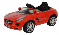 Mercedes SLS AMG, 2 motorové detské elektrické autíčko