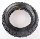 """Pneumatika 80 / 65mm - 6 """"s dušou a ventilom pre skladacie elektrokoloběžku HILLKILLER 2000W"""
