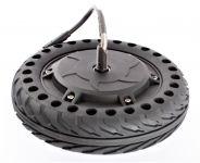 Predné koleso s motorom a gumou pre skladacie elektrokoloběžku ELEKTRA 350W
