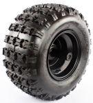 """Predné koleso s pneumatikou 18 x 9.5 - 8 """"pre ECO HIGHWAY série Black Line, Exclusive ..."""
