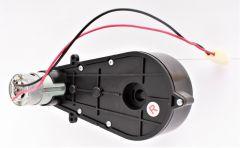 Motor s prevodovkou pravý pre licencované športové detské elektrické autíčko Lamborghini Aventador