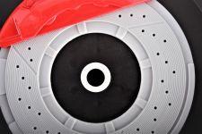 Náhradný zadné koleso pre licencované športové detské elektrické autíčko Bugatti Divo