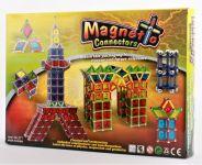 ICOM Variabilná magnetická stavebnica 138 dielov