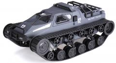 Pásové vysokorýchlostné plne proporcionálne vozidlo Military Police 1:12 na diaľkové ovládanie