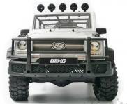 Rock Crawler Mercedes G63 1:10 2,4G 4WD - vodeodolný roadster s nastaviteľným podvozkom