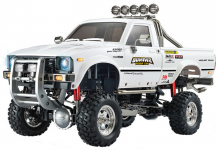 Rock Crawler Pick Up 4 x 4, 3 rýchlostné nastaviteľná prevodovka aj odpruženie
