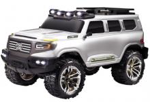 Rock Climbing Truck 20km / h 4x4 2,4G 1:10, 2 stupňová nastaviteľná prevodovka, stav. podvozok, LED
