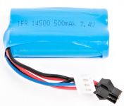 Baterie 7.4V 500mAh pro Rock Crawler Cross Country 4WD