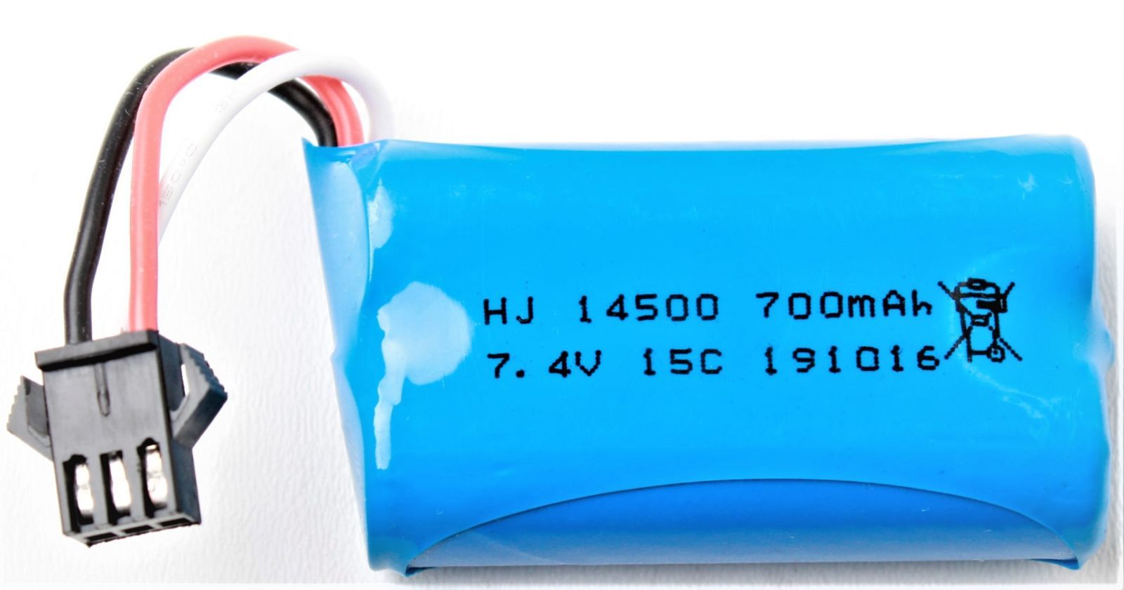 Baterie 700mAh 7.4V