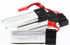 Baterie 3.7V 500mAh LiPol