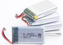 Baterie 3.7V 650mAh LiPol