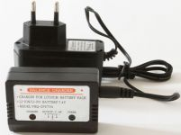 Nabíjačka lipo batérií 7,4V s balancérom